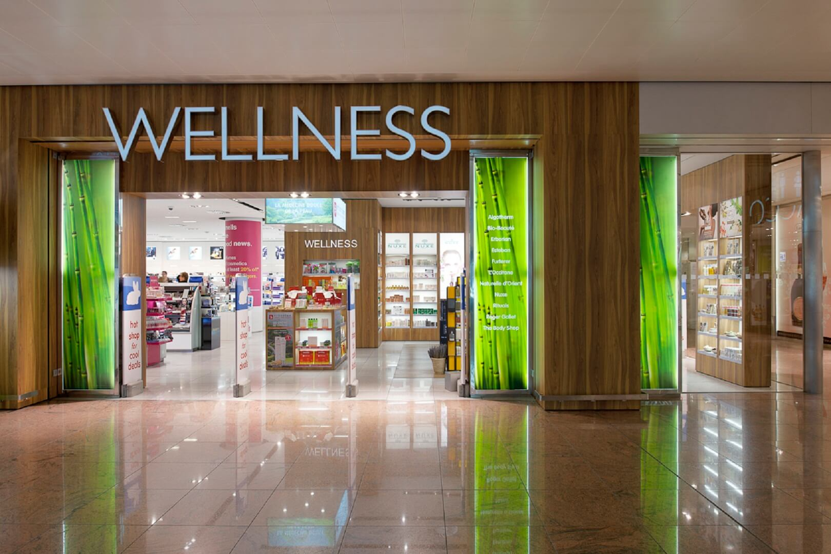 Sky Shops - Wellness